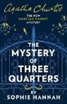 Sophie Christie, Sophie Hannah - The Mystery of Three Quarters