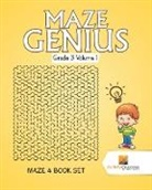 Activity Crusades - Maze Genius Grade 3 Volume 1