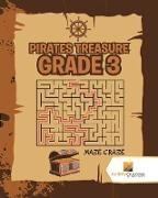 Activity Crusades - Pirates Treasure Grade 3 - Maze Craze