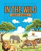Activity Crusades - In the Wild - Mazes Animals