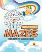 Activity Crusades - Incredible Mazes