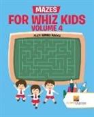Activity Crusades - Mazes for Whiz Kids Volume 4