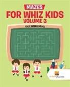 Activity Crusades - Mazes for Whiz Kids Volume 3