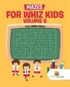 Activity Crusades - Mazes for Whiz Kids Volume 5