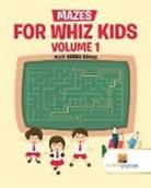 Activity Crusades - Mazes for Whiz Kids Volume 1