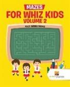 Activity Crusades - Mazes for Whiz Kids Volume 2