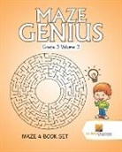 Activity Crusades - Maze Genius Grade 3 Volume 3
