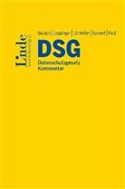 Ronald Bresich, Ronald (Dr. Bresich, Lorenz Dopplinger, Lorenz (Dr. Dopplinger, Dör, Stefanie Dörnhöfer... - DSG Datenschutzgesetz, Kommentar (f. Österreich)