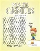 Activity Crusades - Maze Genius Grade 3 Volume 4