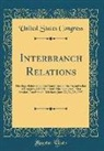 United States Congress - Interbranch Relations