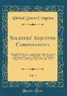 United States Congress - Soldiers' Adjusted Compensation, Vol. 4: Hearings Before the Committee on Finance, United States Senate; Sixty-Sixth Congress, Third Session on H. R