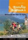 Andreas Albrecht - Transalp Roadbook 6: Mit dem Tandem über die Alpen