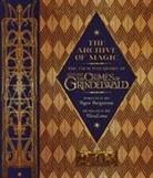 Signe Bergstrom, J. K. Rowling, J.K. Bergstrom Rowling, Minalima - The Archive of Magic: The Film Wizardry of Fantastic Beasts