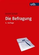 Armin Scholl, Armin (Prof. Dr.) Scholl - Die Befragung