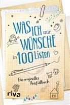 riva Verlag - Was ich mir wünsche in 100 Listen