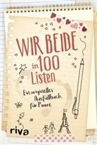 riva Verlag - Wir beide in 100 Listen