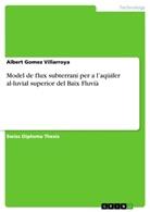Albert Gomez Villarroya - Model de flux subterrani per a l'aqüífer al·luvial superior del Baix Fluvià