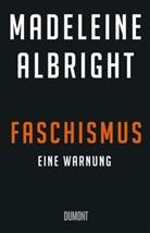 Madeleine K. Albright - Faschismus