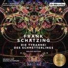 Frank Schätzing, Sascha Rotermund, Frank Schätzing - Die Tyrannei des Schmetterlings, 20 Audio-CDs (Hörbuch)
