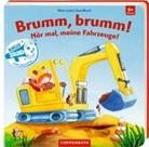 Maria Bogade - Brumm, brumm! Hör mal, meine Fahrzeuge!, m. Soundeffekten
