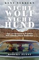 Kent Nerburn - Nicht Wolf nicht Hund