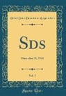 United States Department Of Agriculture - Sds, Vol. 2: December 31, 1964 (Classic Reprint)