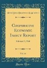 United States Department Of Agriculture - Cooperative Economic Insect Report, Vol. 14: February 7, 1964 (Classic Reprint)