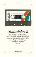 Lil Brett, Diverse Autoren, Haruk Murakami, George u a Watsky, Christin Stemmermann, Christine Stemmermann - Soundcheck