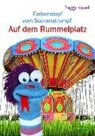 Peggy Kosel - Farbenstopf vom Sockenstrumpf - Auf dem Rummelplatz