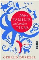 Gerald Durrell - Meine Familie und andere Tiere