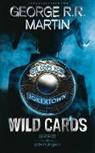 George R Martin, George R. R. Martin, Melinda M Snodgrass - Wild Cards - Die Cops von Jokertown