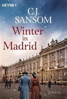 C J Sansom, C. J. Sansom, Christopher J. Sansom - Winter in Madrid