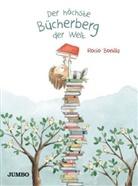 Rocio Bonilla, Rocio Bonilla - Der höchste Bücherberg der Welt