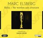 Marc Elsberg, Simon Jäger - HELIX - Sie werden uns ersetzen, 2 Audio-CD, (Hörbuch)