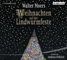 Walter Moers, Andreas Fröhlich - Weihnachten auf der Lindwurmfeste, 1 Audio-CD (Hörbuch)