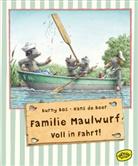 Hans de Beer, Burny Bos, Hans de Beer, Hans de Beer, Hans de Beer, Sonja Fiedler-Tresp - Familie Maulwurf: Voll in Fahrt!