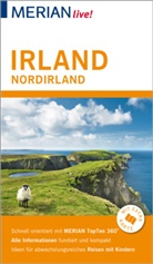 Cornelia Lohs, Werne Skrentny, Werner Skrentny - MERIAN live! Reiseführer Irland Nordirland