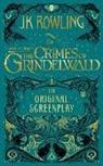 J. K. Rowling, Minalima - Fantastic Beasts: The Crimes of Grindelwald - The Original Screenplay