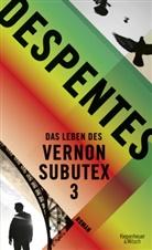 Virginie Despentes, Claudia Steinitz - Das Leben des Vernon Subutex. Bd.3