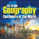 Baby, Baby Professor - 1St Grade Geography