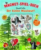 Laura Teller, Zdenek Miler - Der kleine Maulwurf Magnet-Spiel-Buch