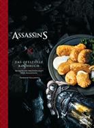 Thibaud Villanova - Assassin's - Das offizielle Kochbuch