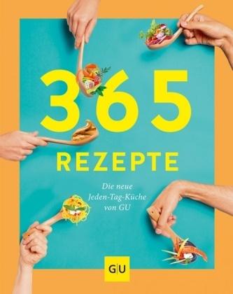 Kari Kerber, Karin Kerber,  Redies - 365 Rezepte! - Die neue Jeden-Tag-Küche von GU
