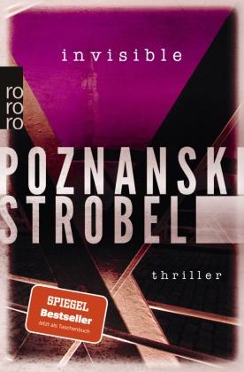Ursula Poznanski, Arno Strobel - Invisible - Thriller