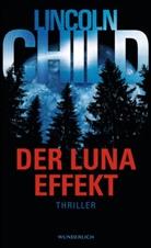 Lincoln Child - Der Luna-Effekt