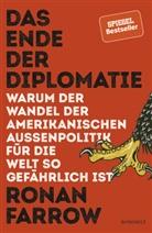 Ronan Farrow - Das Ende der Diplomatie