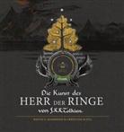 Wayne Hammond, Wayne G Hammond, Wayne G. Hammond, Christina Scull - Die Kunst des Herr der Ringe von J.R.R. Tolkien