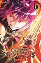 Yoshiaki Sukeno - Twin Star Exorcists: Onmyoji. Bd.10
