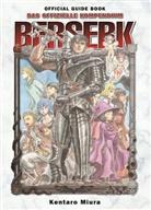 Kentaro Miura - Berserk Official Guide Book - Das offizielle Kompendium