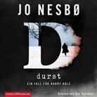 Jo Nesbø, Uve Teschner - Durst, 2 MP3-CDs (Hörbuch)